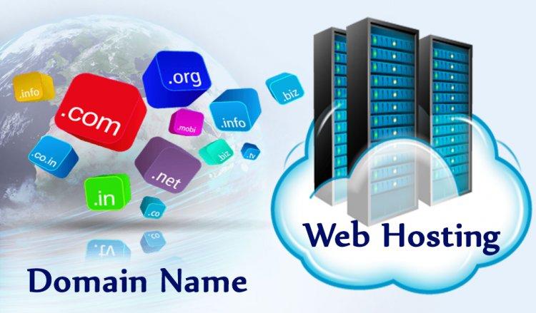 Domain Name Registration Vs Web Hosting